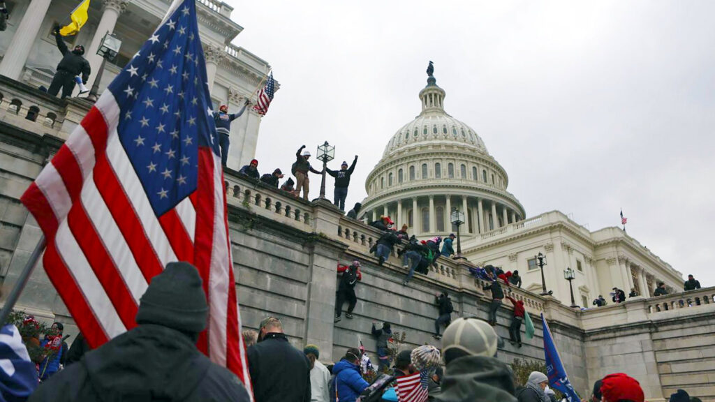 Minding our Mental Health After the Attack on the Capitol